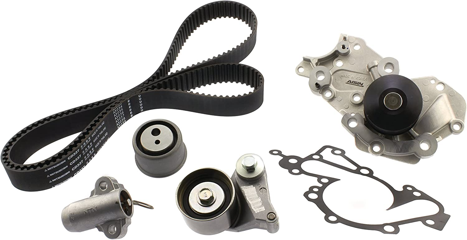 Engine Timing Belt Kit with Water Pump Aisin TKH-006