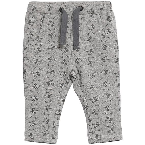 WHEAT Sweatpants Felix, Pantalon Bébé Gar?on, (Melange Grey 224), 12 Mois