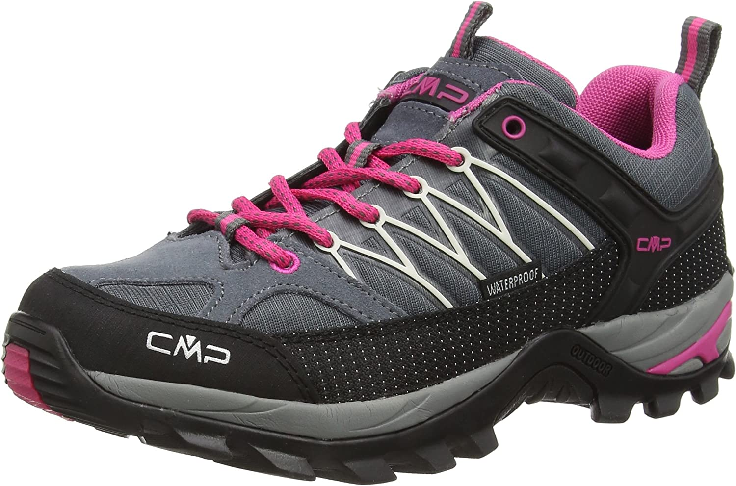 CMP Women s High Rise Hiking Shoes Low