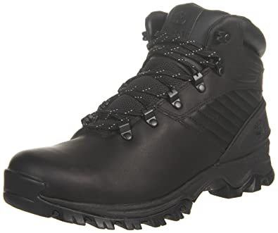 3c73858c7807 Timberland Men s Earthkeepers Cadrad Waterproof Hiking Boots Black Size   8.5  Amazon.co.uk  Shoes   Bags