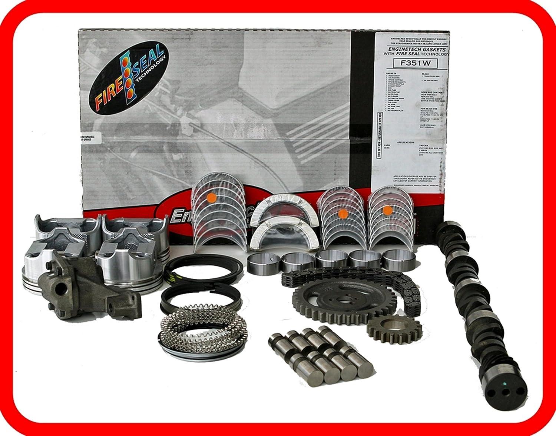 MKJ150B Master Rebuild Kit FITS 1991-1993 Jeep AMC 150 2.5L L4