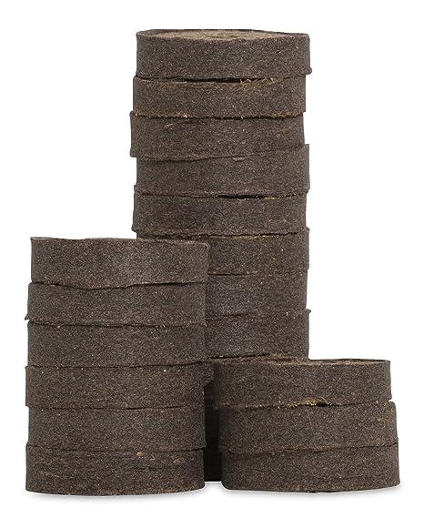 WINDHAGER 5500 - Quelltabs de turba, 20 piezas