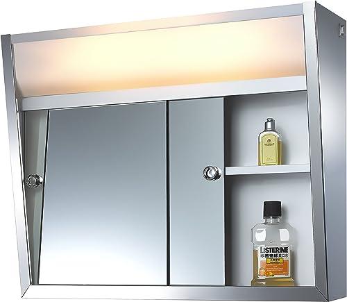 ketcham Cabinets Sliding Door Series Medicine Cabinet 24X19