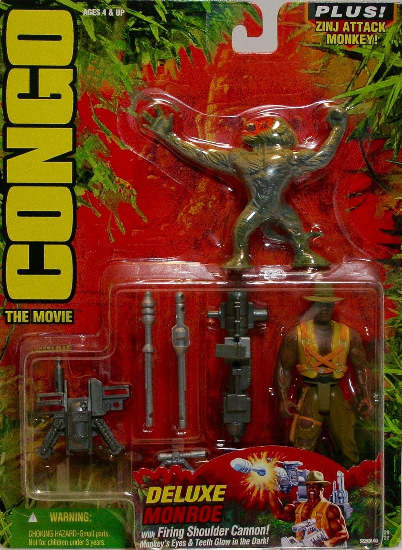 Congo the Movie Deluxe Monroe