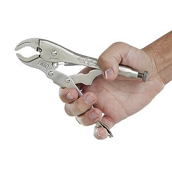 IRWIN VISE-GRIP Locking Pliers Set with Tray, 10-Piece (1078TRAY)