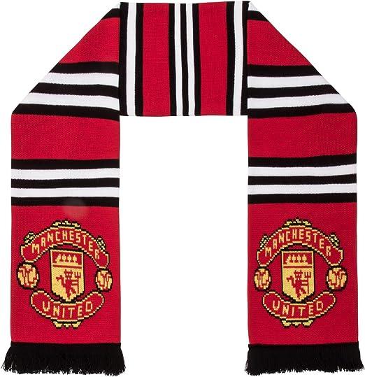 Robe de Chambre th/ème Football Manchester United FC Officiel Polaire Homme