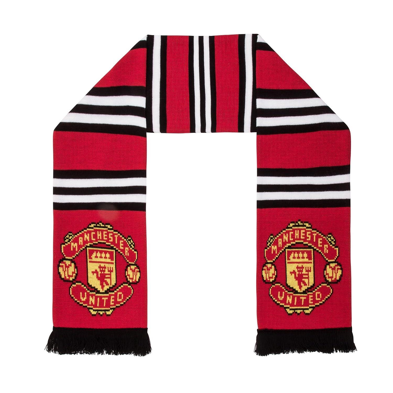 Jacquard Bufanda oficial de punto Manchester United FC