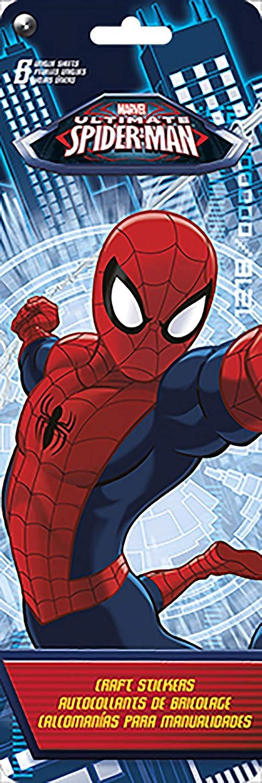 Trends International Spider Man Craft Sticker Flip Pack SC5111