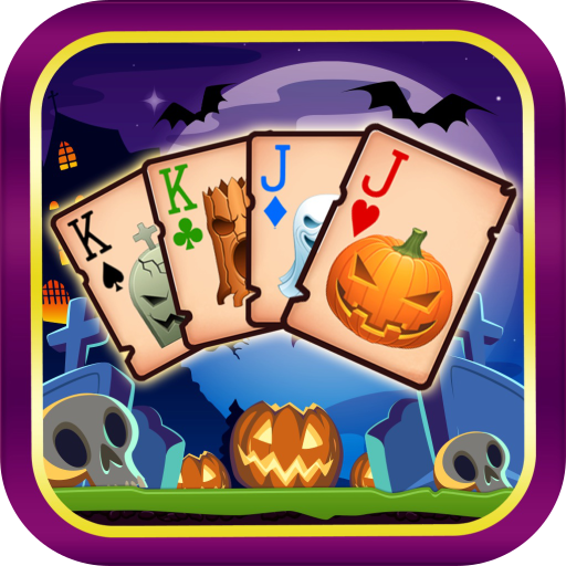Halloween Tri Peaks Pyramid Solitaire for $<!--$0.00-->