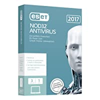 ESET NOD32 Antivirus 2017 Edition 3 User (Download)