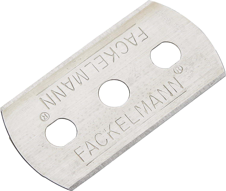 Fackelmann Ersatzklingen Schaber 10 Stück 16 cm