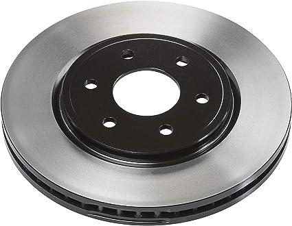 For 2005-2012 Nissan Pathfinder Front Rear Black D//S Brake Rotors+SD Brake Pads