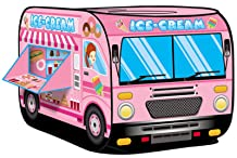 Kiddie Play Ice Cream Truck