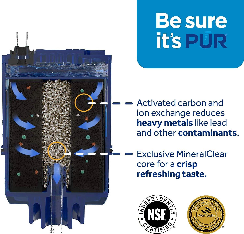 PUR FM-3700 Faucet Mount Water Filter