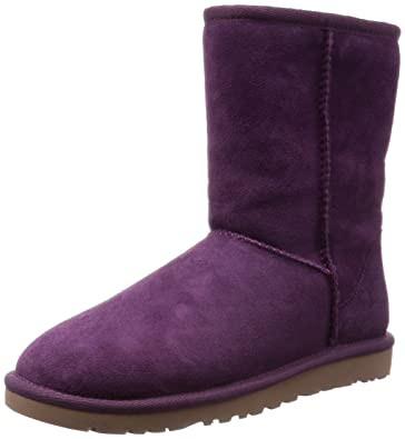 7c167f56f7e5 UGG Australia Women's Classic Short Aster Sheepskin Boot - 10 ...