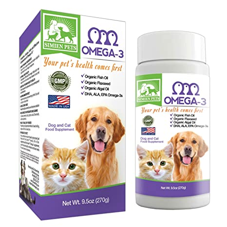 omega-3 supplementation might cause T-zone lymphoma on  Golden Retrievers