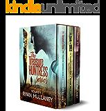 The Treasure Huntress Archaeological Action Adventure Series: Books 1-3 (The Treasure Huntress Box Set Book 1)