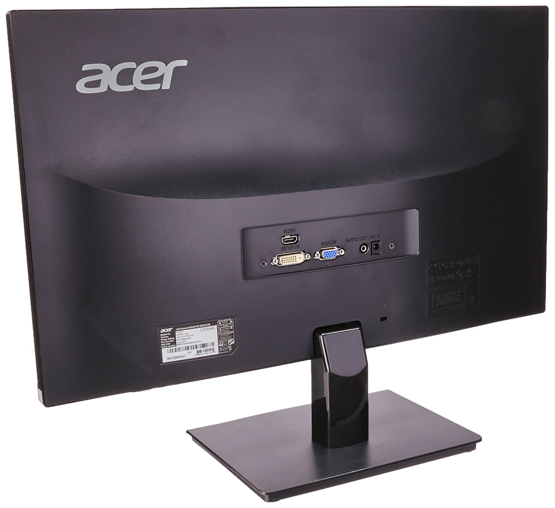 amazon com acer h236hl bid 23 inch widescreen lcd monitor rh amazon com Acer Aspire Touch Screen Acer Monitor White