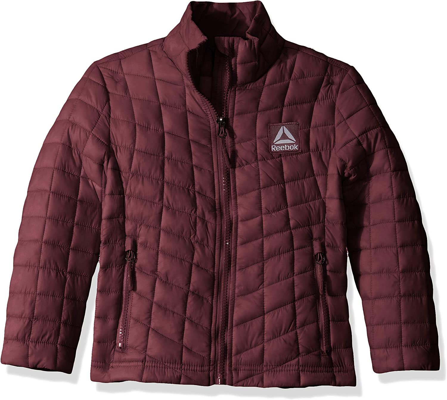 Reebok Girls' Active Outerwear Spasm price Jacket Free shipping New Available Styles More