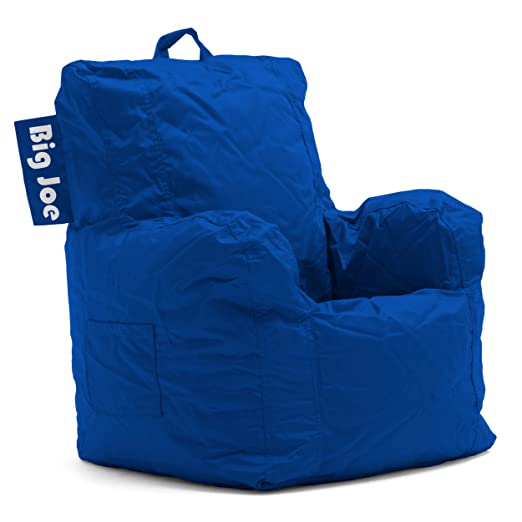 sc 1 st  Amazon.com & Amazon.com: Big Joe Cuddle Chair Sapphire: Kitchen u0026 Dining