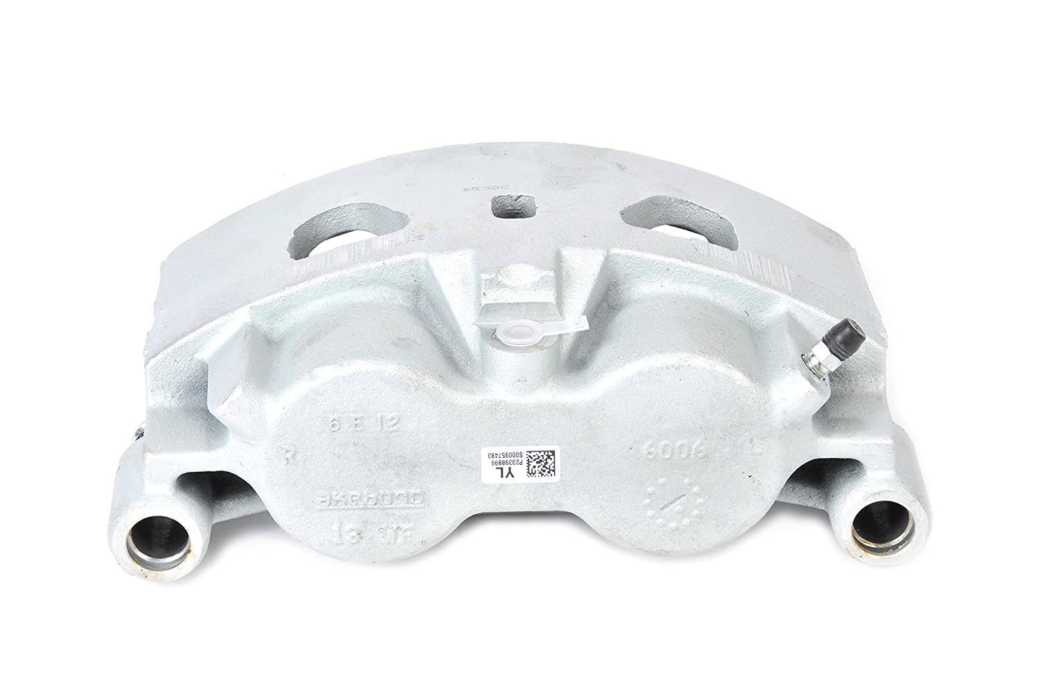 ACDelco 172-2731 GM Original Equipment Front Driver Side Disc Brake Caliper Assembly without Brake Pads or Bracket