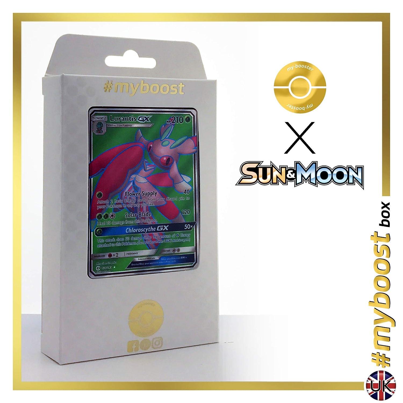 Lurantis-GX 138/149 Full Art - #myboost X Sun & Moon 1 - Box ...