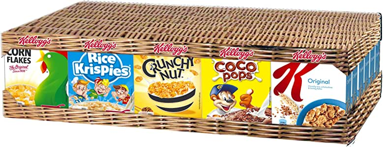 Pack de 5 paquetes de cereales sutidos: Amazon.es: Alimentación y bebidas