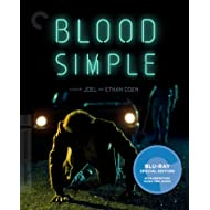 Blood Simple The Criterion Collection- DIRECTOR-APPROVED EDITION