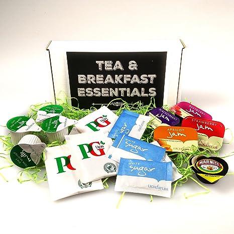 Moreton Gifts - Caja de té y desayuno para fin de semana ...