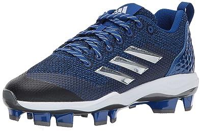 outlet store 6af65 38d77 adidas Men s Freak X Carbon Mid Softball Shoe, Collegiate Royal Metallic  Silver White