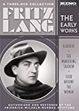 Fritz Lang: The Early Works [DVD] [1919] [Region 1] [US Import] [NTSC]