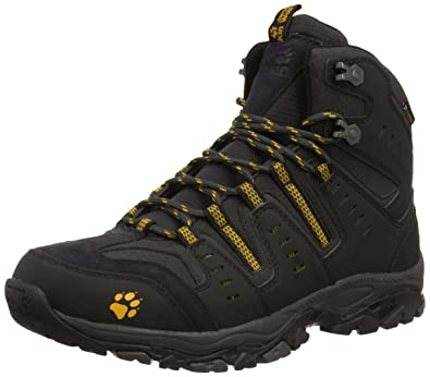 MTN STORM TEXAPORE MID M Men's Hiking Boots Gray 4016271-3800