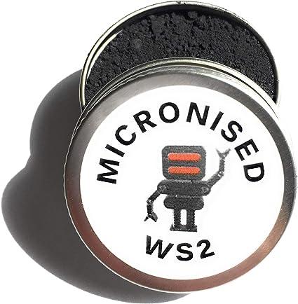 Micronised WS2 10ml – Disulfuro de tungsteno – lubricante en polvo ...