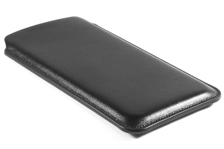 1ad38c6ee1c9 CushCase iPhone 8 / 7 / 6S / 6 Leather Case Pouch: Amazon.co.uk ...