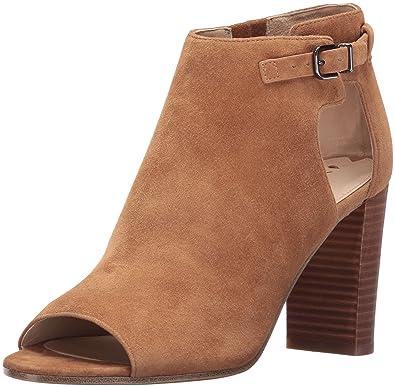 9a32080293 Amazon.com   Via Spiga Women's Giuliana Block City Heeled Sandal ...