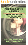 PHOTOGRAPHY MANUAL: FROM THE BASE TO IMPACT PHOTOS (English Edition)