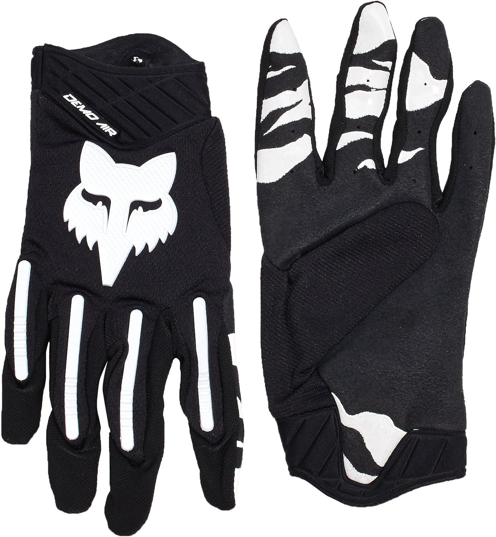 Fox Herren Handschuhe Demo Air Gloves Black S Bekleidung
