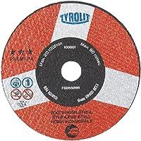 Tyrolit 41disco de corte recto, tejido unidas, medidas