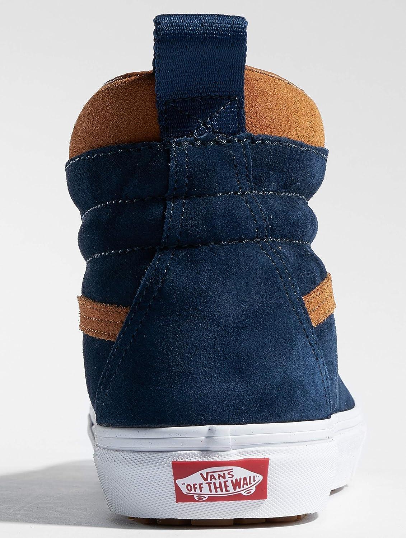Vans Herren Sk8-Hi Hightop Sneaker Blues (mte) Suede/dress Blues Sneaker f5cc59
