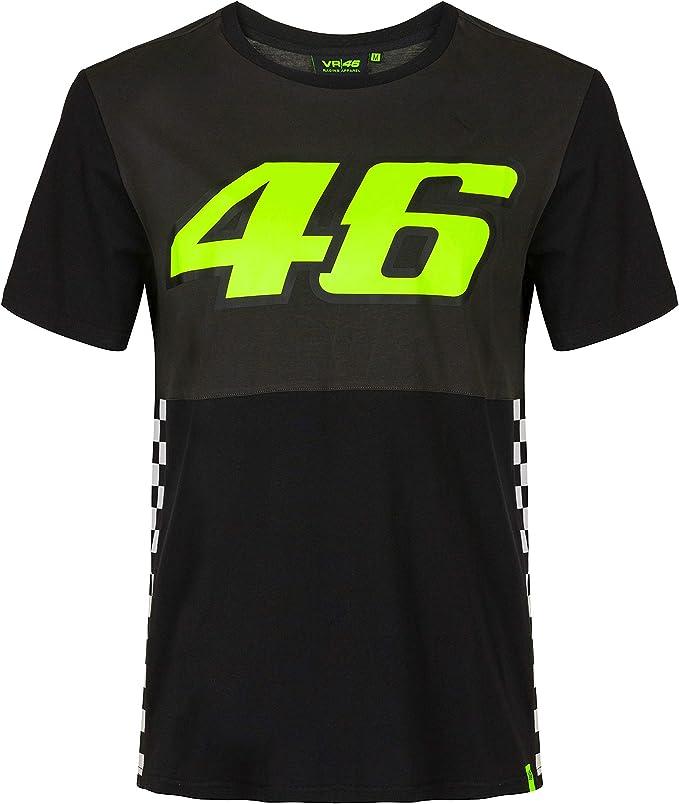 Valentino Rossi Tshirt Vr46 Classic T Shirt Bekleidung