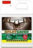 Messina Wildlife PS-C-032 PLOTSAVER Deer Repellent Quart Concentrate