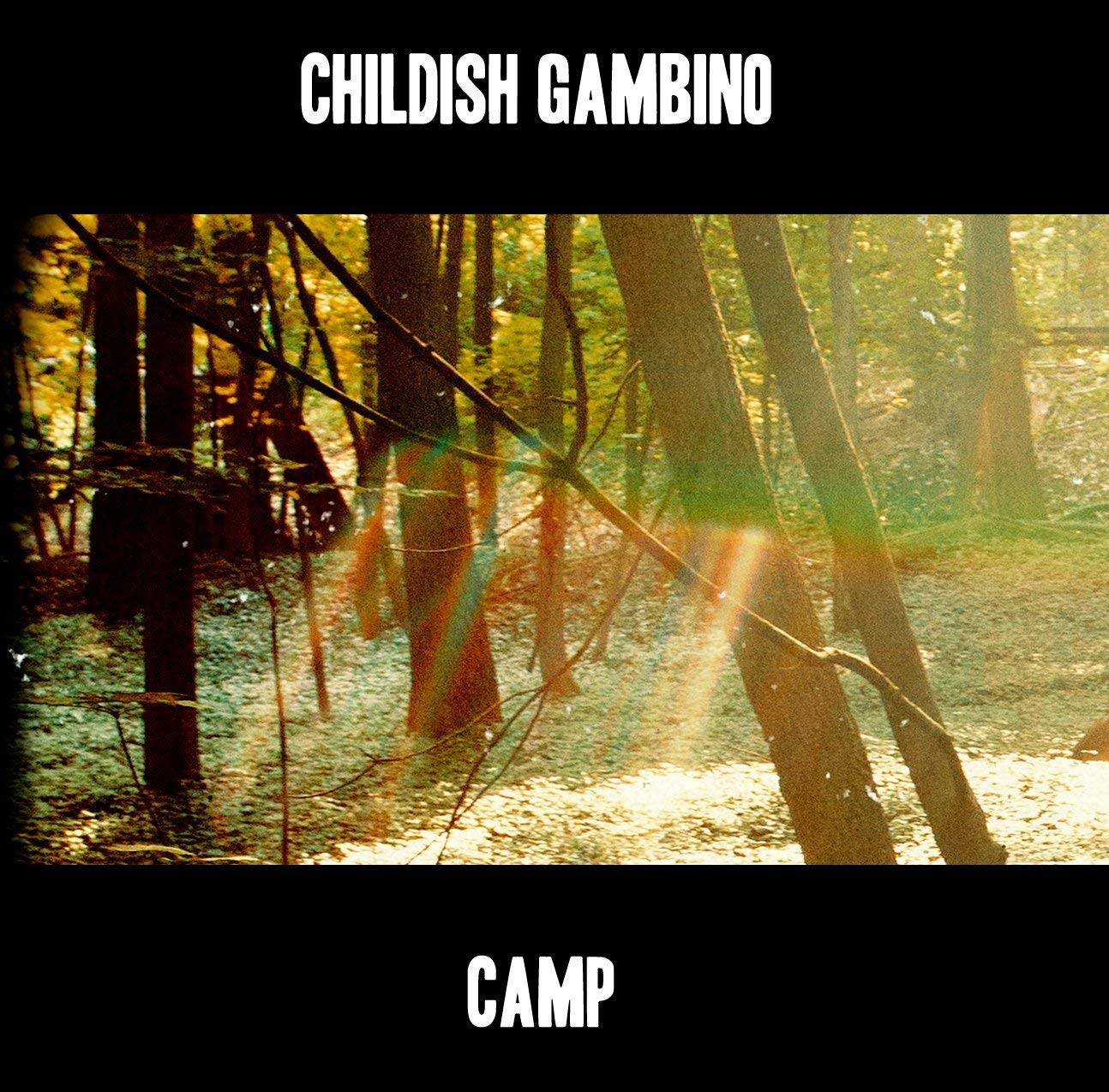 Camp [LP][Explicit] by Glassnote