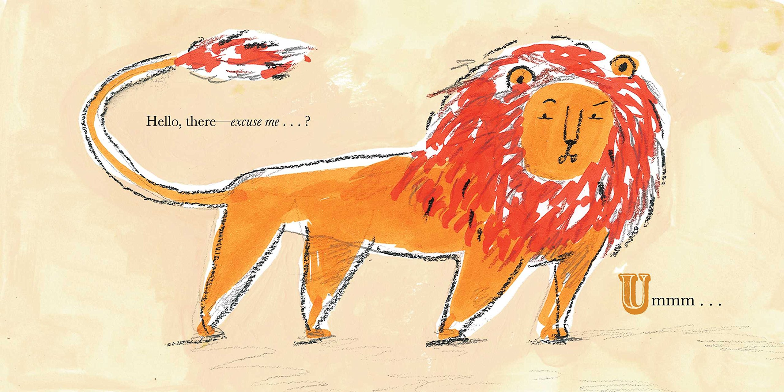 A Hungry Lion, or A Dwindling Assortment of Animals by Atheneum Books for Young Readers (Image #7)