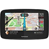 TomTom GO 520 with WiFi - Lifetime World Maps, Traffic, Handsfree