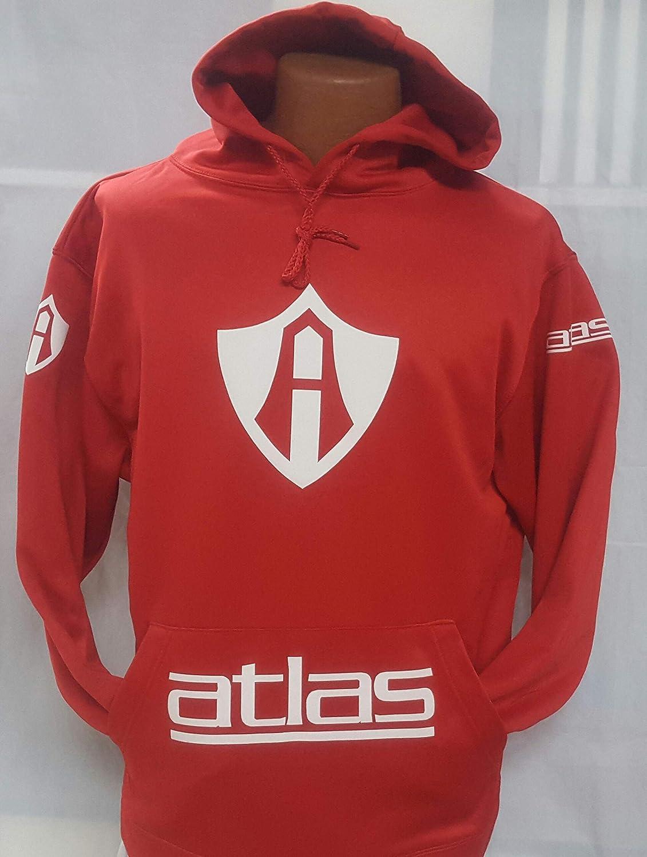 新製品! Club Deportivo Zorros de Atlas Liga MX。 パーカーサイズXL。   B07H1KSFXZ