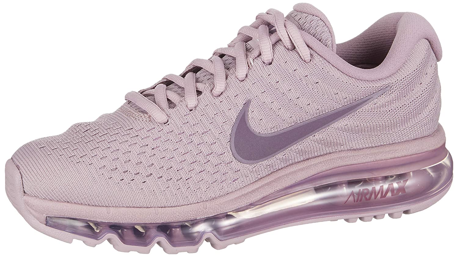 Nike WMNS Air Max 2017 Color: Pink Size: 9.5US