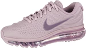 timeless design b4302 b729c Amazon.com | Nike Mens Air Max 2017 Running Shoes (7.5 M US, Cool ...