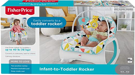 Amazon Fisher Price Infant To Toddler Rocker Baby