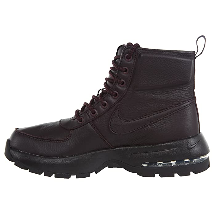 d5fdbe0ed35b7 Nike Mens Air Goaterra 2.0 Boot Deep Burgundy 8.5