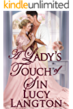 A Lady's Touch of Sin: A Historical Regency Romance Book